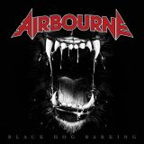 Pochette Black Dog Barking par Airbourne