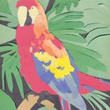 Pochette Parrot Flies