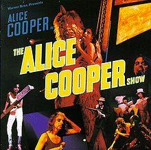 Pochette The Alice Cooper Show