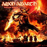 Pochette Surtur Rising par Amon Amarth