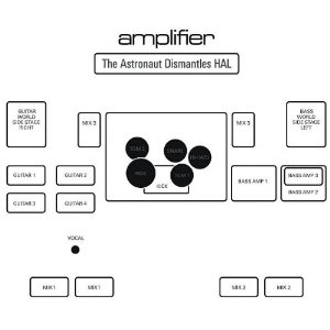 Pochette The Astronaut Dismantles HAL par Amplifier