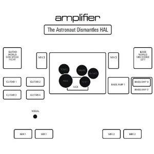 Pochette The Astronaut Dismantles HAL par Amplifier