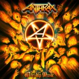 Pochette Worship Music par Anthrax
