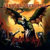 Pochette Hail to the King par Avenged Sevenfold