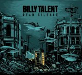 Pochette Dead Silence par Billy Talent