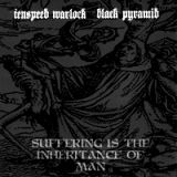 Pochette Suffering Is The Inheritance Of Man (split avec Tenspeed Warlock)