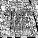 Pochette Neighborhoods par Blink-182