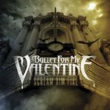 Pochette Scream Aim Fire par Bullet For My Valentine