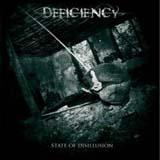Pochette State Of Desillusion par Deficiency