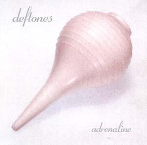 Pochette Adrenaline par Deftones