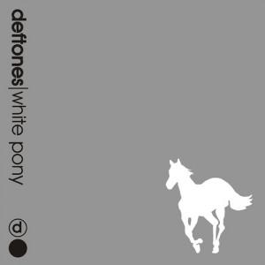 Pochette White Pony par Deftones