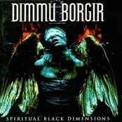 Pochette Spiritual Black Dimensions