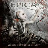 Pochette Requiem For The Indifferent par Epica