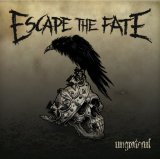 Pochette Ungrateful par Escape The Fate