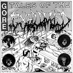 Pochette Tales of the Exhumed - Pray for War (Split avec Retaliation)