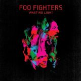 Pochette Wasting Light par Foo Fighters