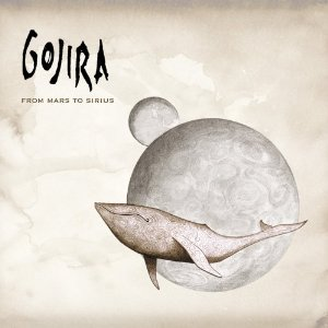 Pochette From Mars To Sirius par Gojira