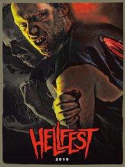Pochette Hellfest 2010