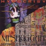 Split avec Meshuggah