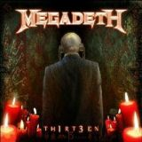 Pochette TH1RT3EN par Megadeth
