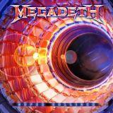 Pochette Super Collider par Megadeth