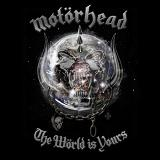 Pochette The World Is Yours par Motörhead