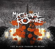 Pochette The Black Parade Is Dead!