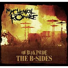Pochette The Black Parade: The B-Sides