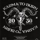 Pochette Split avec Karma To Burn