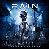 Pochette You Only Live Twice par Pain