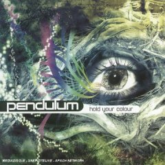 Pochette Hold Your Colour par Pendulum
