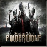 Pochette Blood Of The Saints par Powerwolf