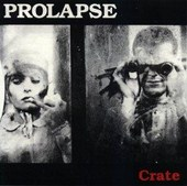 Pochette Crate: Songs for Ella par Prolapse
