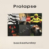 Pochette Backsaturday par Prolapse