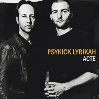 Pochette Acte par Psykick Lyrikah