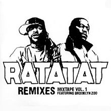 Ratatat Remixes Vol. 1