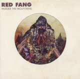Pochette Murder The Mountains par Red Fang