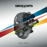 Pochette Keep Focus par Sleeppers