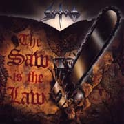Pochette The Saw Is The Law