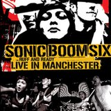 Pochette Ruff and Ready: Live in Manchester [DVD] par Sonic Boom Six