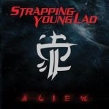 Pochette Alien par Strapping Young Lad