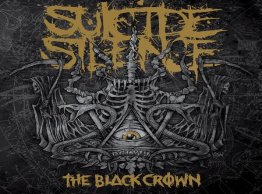 Pochette The Black Crown par Suicide Silence