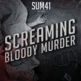 Pochette Screaming Bloody Murder par Sum 41