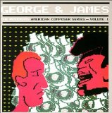 Pochette George & James (American Composer Series - Volume 1)