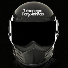 Pochette Party Animals par Turbonegro