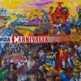 Pochette Carnivalia par Viza