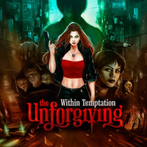 Votre album du moment? WithinTemptation_2011_TheUnforgiving_cover