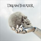 Pochette Distance Over Time par Dream Theater