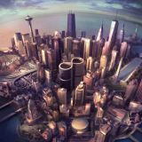 Pochette Sonic Highways par Foo Fighters