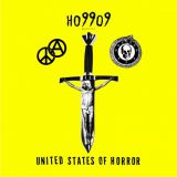 Pochette United States of Horror par Ho99o9